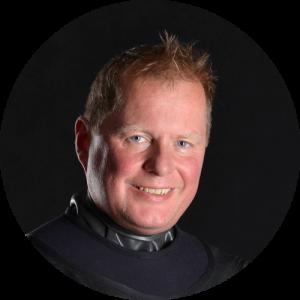 Ulf Mayer, PADI Course Director